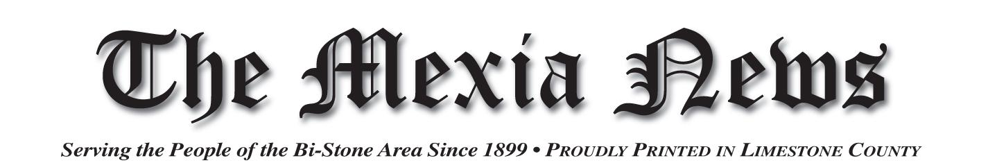 The Mexia News Logo