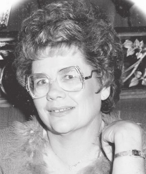 Peggy Jean Bozeman