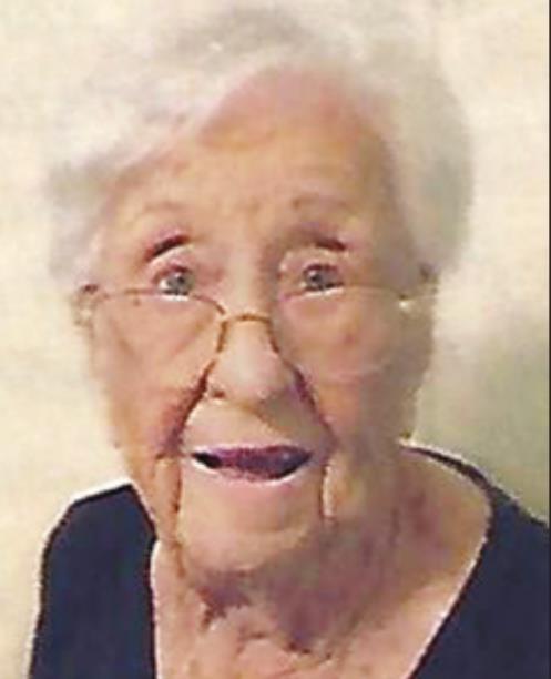 Marguerite Hensley Spillers