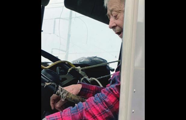 Homeless man dies during winter storm