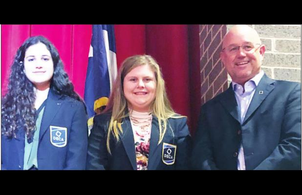 MHS duo earns national honor for voter-awareness project