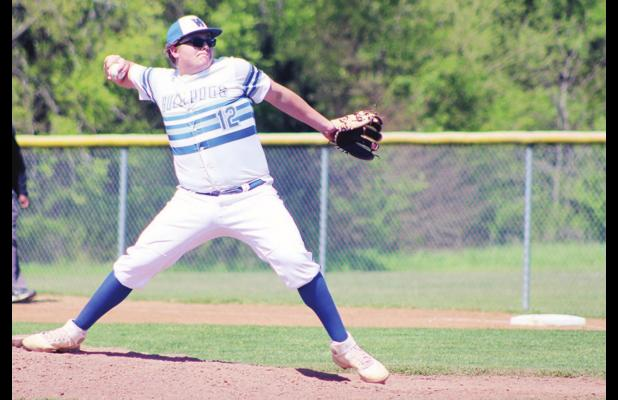 State-ranked Hubbard hangs on to defeat Wortham