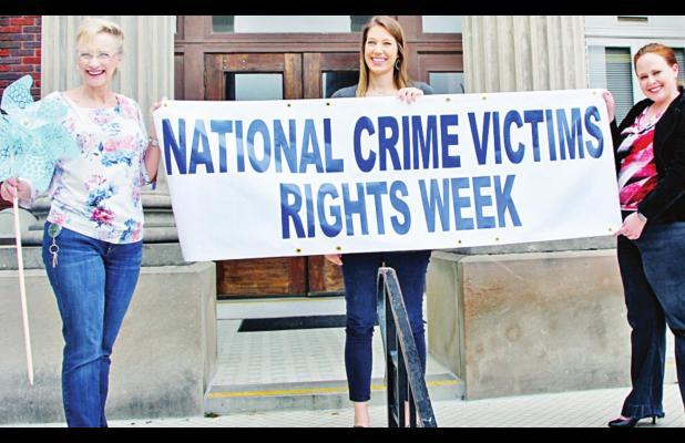 Assisting crime victims