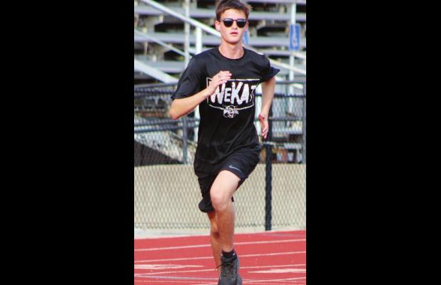 On Course: Eves makes transition to competitive running