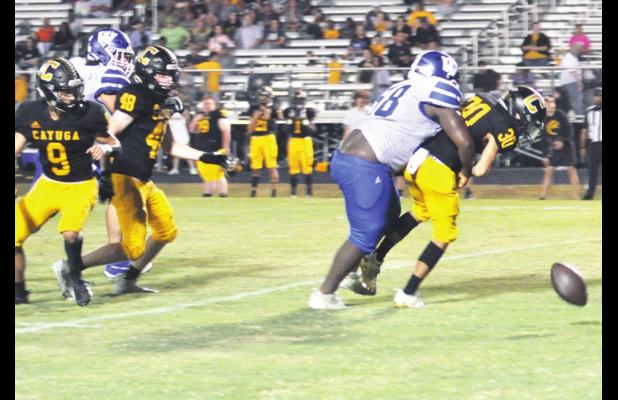 Bulldogs erupt in third quarter en route to pummeling Cayuga
