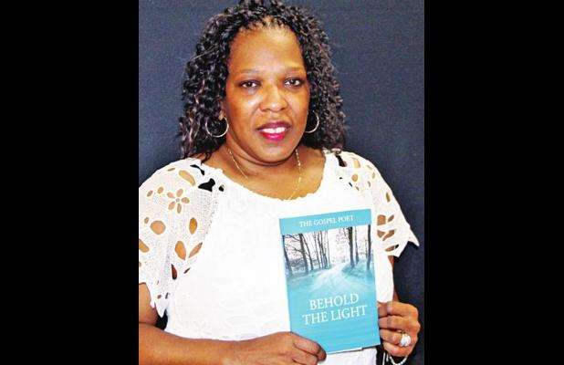 Gospel poet with Mexia roots publishes her second book