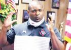 Great expectations: Mexia football coach talks to Rotary Club