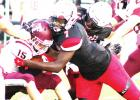 Mexia 'Burns' Troy on last play of game