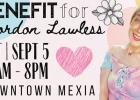 Event to benefit cancer patient