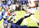 Mirror Image: Mexia playing similar Salado for Homecoming