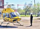 PHI flies in to train Mexia Fire Department personnel