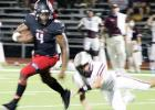 Miller's transition to QB fuels Blackcats' slot-T offense