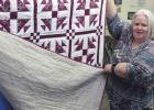Point E quilters to quilt for the public again