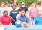 Wortham's Bullard signs to play college football in Kansas