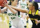Sate-ranked Neches knocks Coolidge girls from playoffs