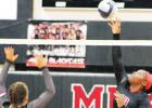 Abbott outlasts Ladycats in 5 sets in volleyball home opener