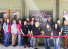Shave Cave gets its own cut