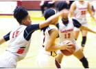 Lady Eagles use defensive intensity to wash Ladycats