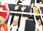 Mexia volleyball team falls to Teague in 3 sets