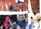 COOKED RICE: Lady 'Dogs sweep to win in three sets