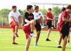 On the EDGE: Mexia athletes begin summer workouts