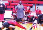 Groesbeck powers past Ladycats in three sets